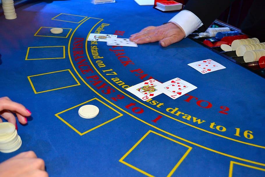 Find new ways to win blackjack
