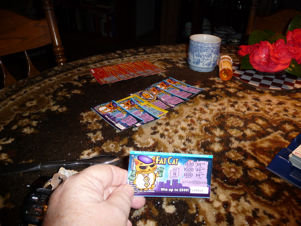Have a winning lottery system